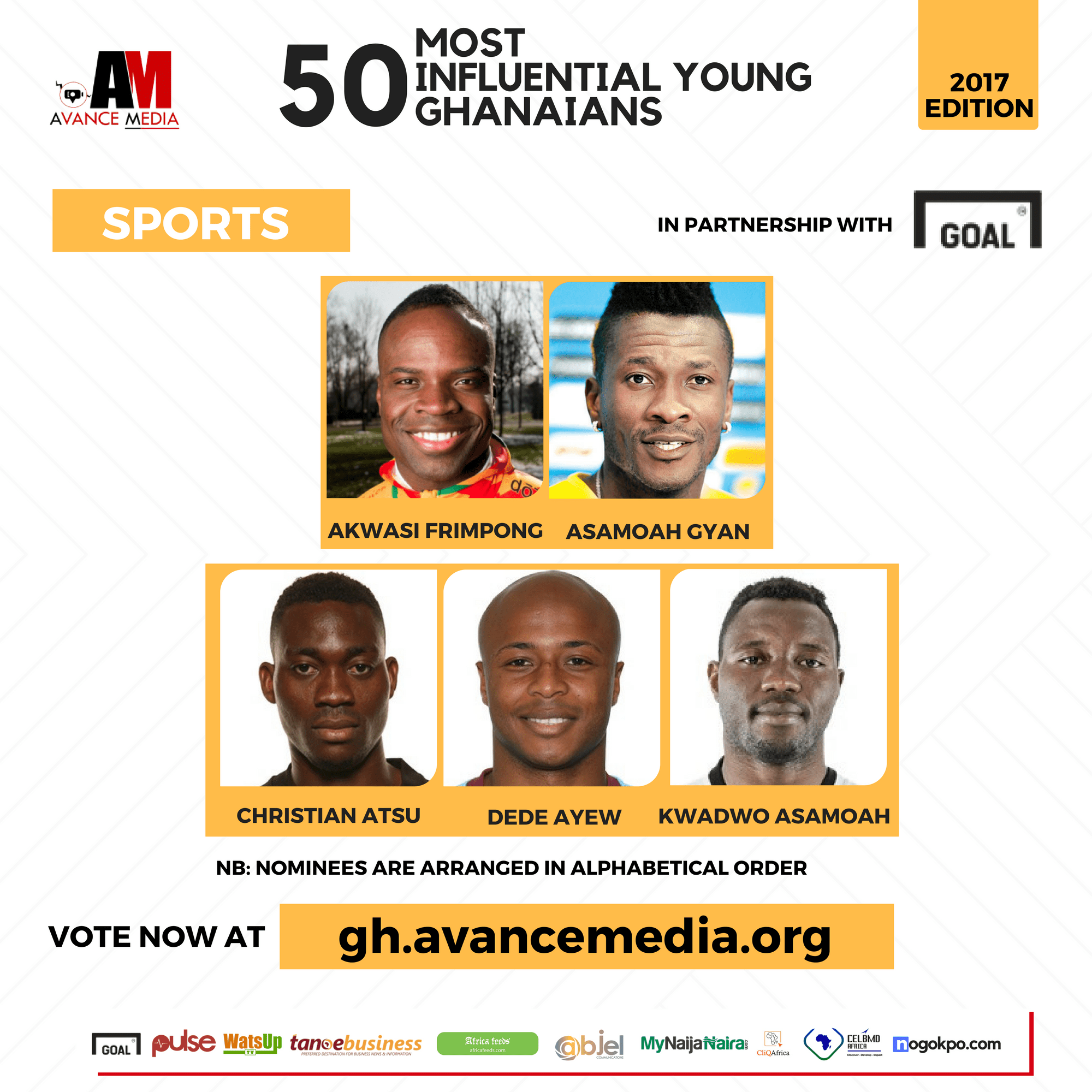 2017 50 Most Influential Young Ghanaians (10)