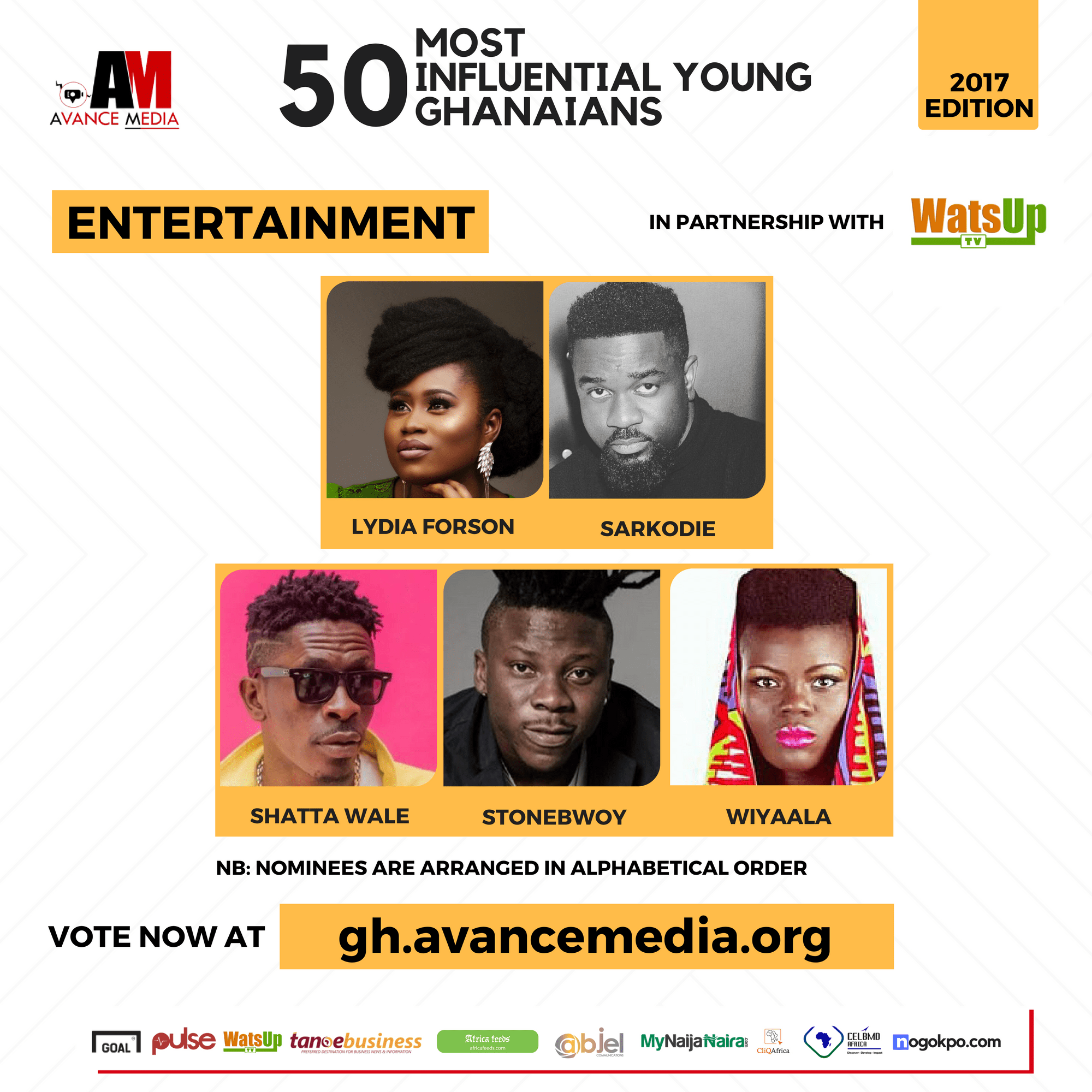 2017 50 Most Influential Young Ghanaians (4)