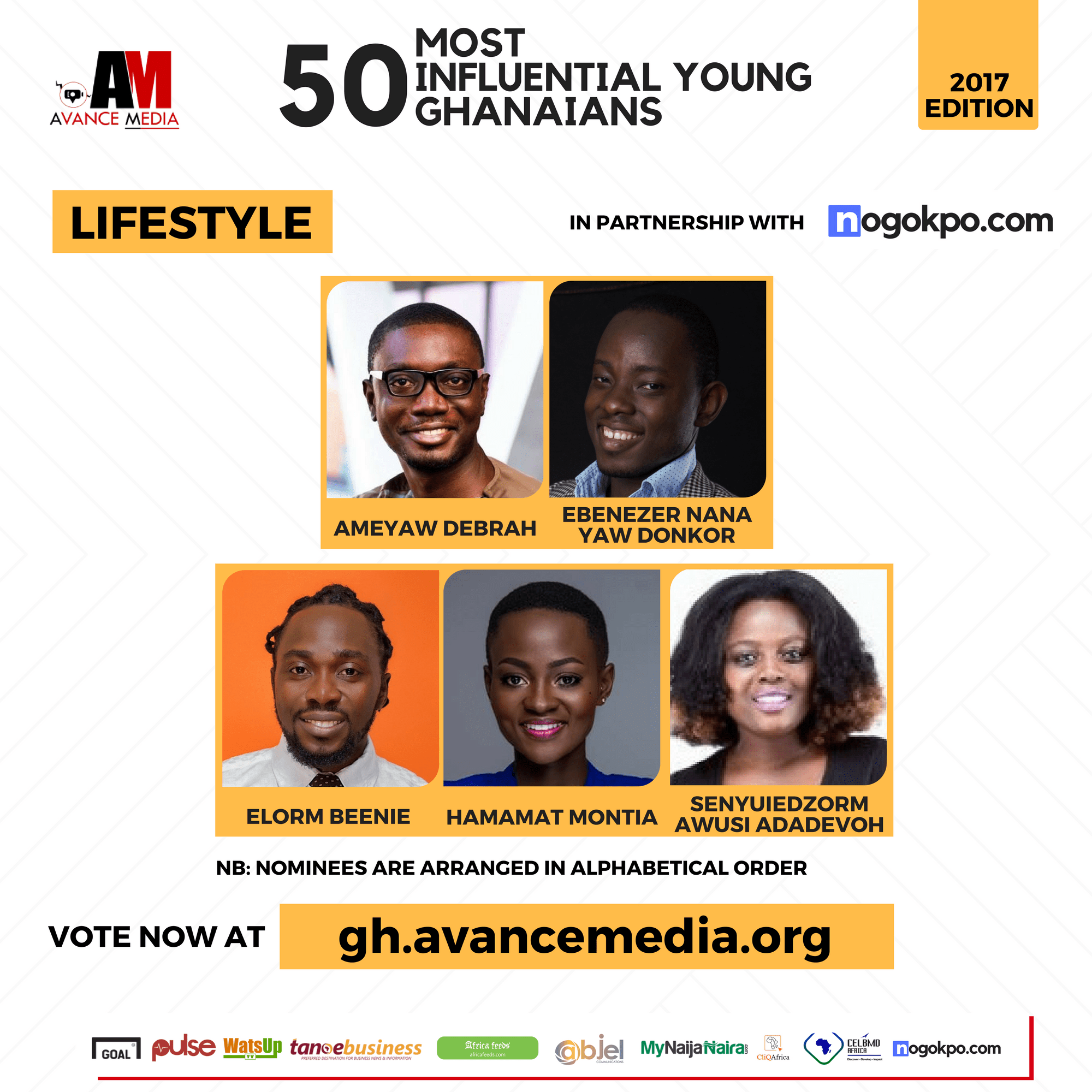 2017 50 Most Influential Young Ghanaians (5)