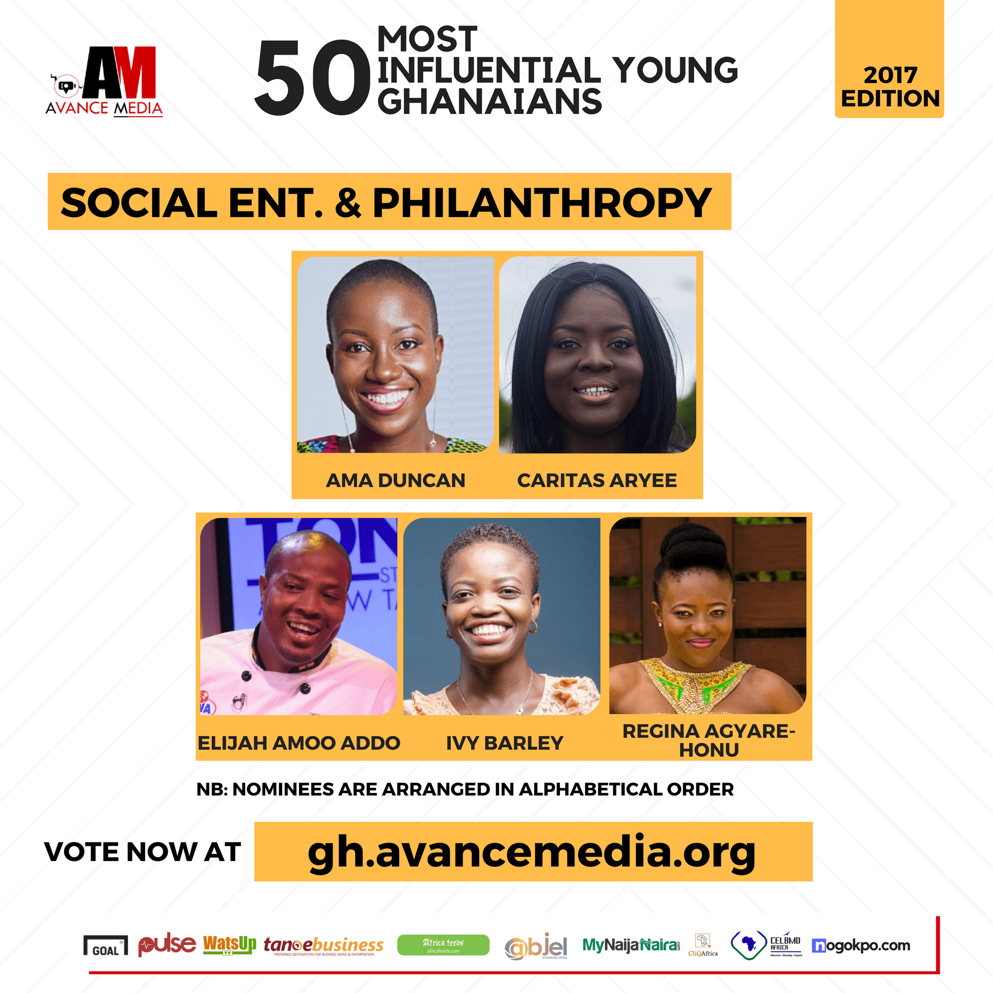 2017 50 Most Influential Young Ghanaians (8)