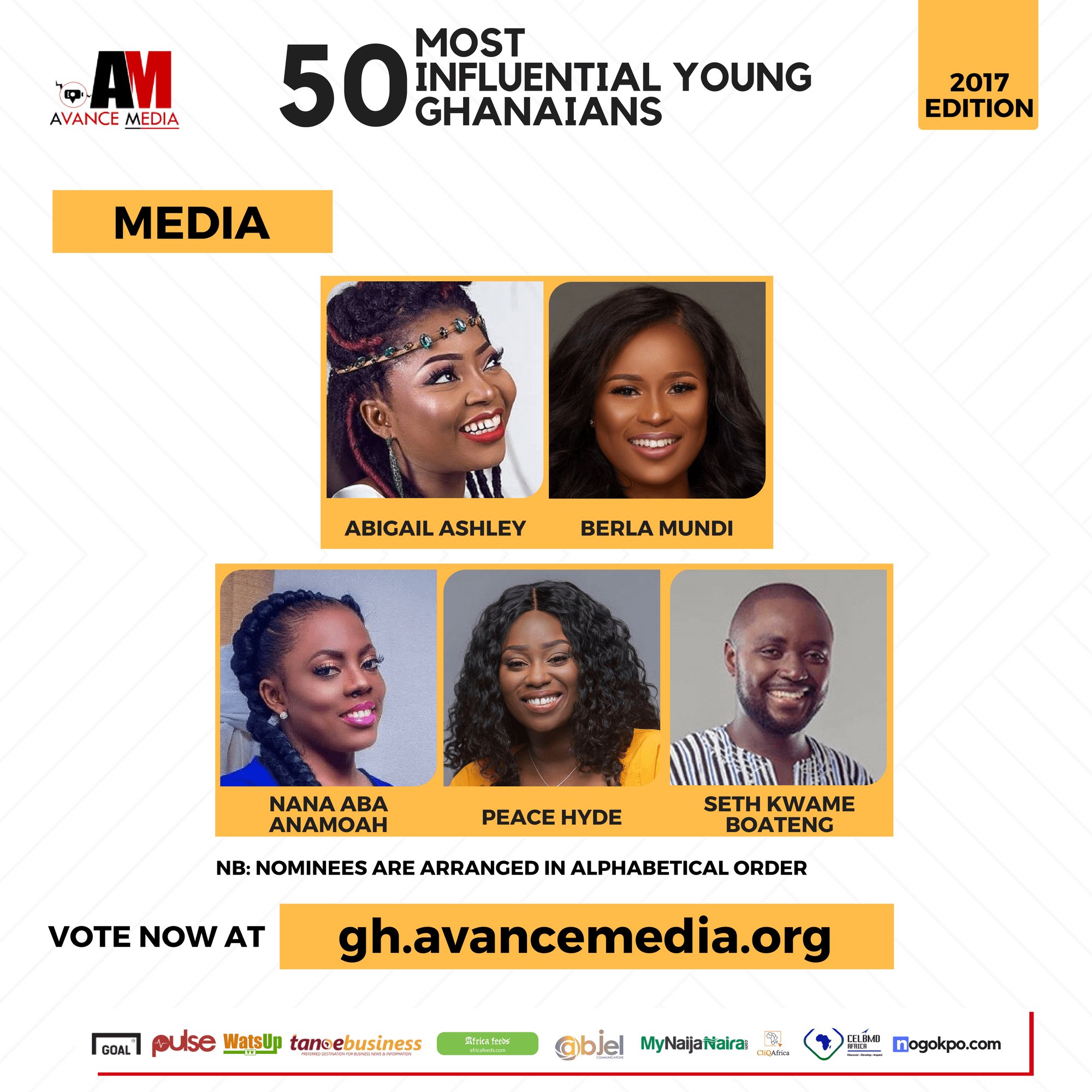 2017 50 Most Influential Young Ghanaians (9)